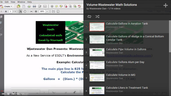 Volume-Wastewater-Math-Solutions-Playlist